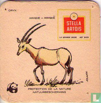 Belgique - Natuurbescherming Zoogdieren : Oryx