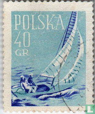 Polen [POL] - Zeilsport