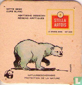 Belgique - Natuurbescherming Zoogdieren : Witte Beer / Ours Blanc