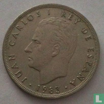 Espagne - Espagne 25 pesetas 1983