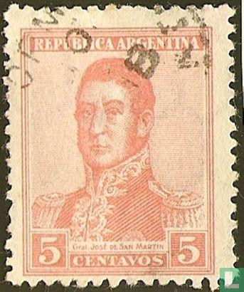 Argentina [ARG] - José de San Martin