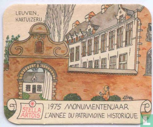 Belgique - Leuven, Kartuizerij.