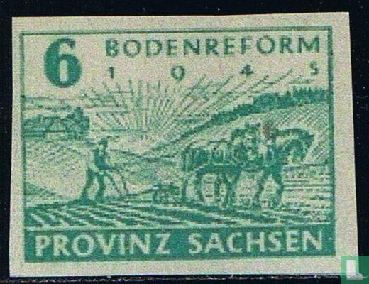 Allied Occupation - Germany (Soviet zone) - Land reform