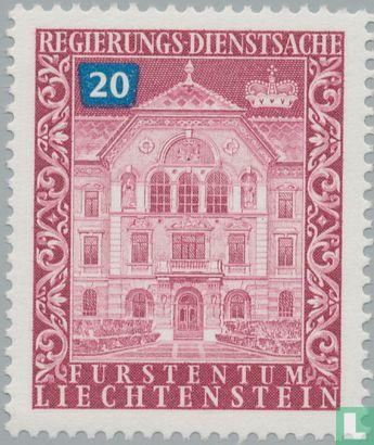 Liechtenstein - Government Building