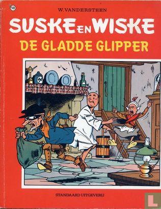 Suske en Wiske - De gladde glipper