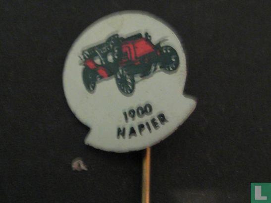Auto's - 1900 Napier [rood]