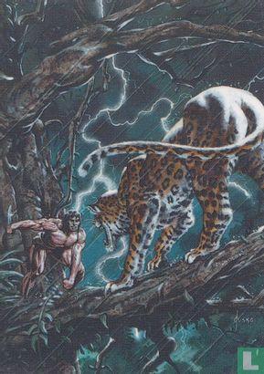"Joe Jusko's Edgar Rice Burroughs Collection 1 - ""Territorial Defence"""
