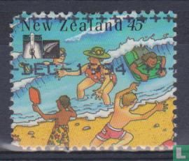 New Zealand - Beach Fun