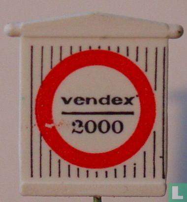Warenhuizen - Vendex 2000
