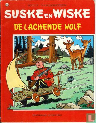 Suske und Wiske (Frida und Freddie, Ulla und Peter) - De lachende wolf