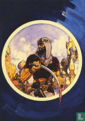 Michael Kaluta (Series 1) - The Swords of Shahrazar