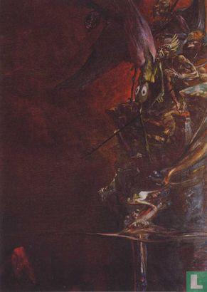 Michael Kaluta (Series 1) - Roosting Demons