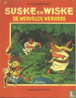 Willy and Wanda (Spike and Suzy, Bob & Bobette, Luke a...) - De nerveuze Nerviers