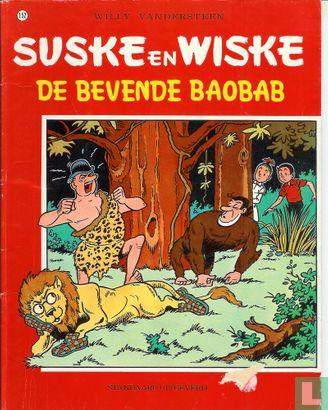 Willy and Wanda (Spike and Suzy, Bob & Bobette, Luke a...) - De bevende baobab