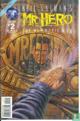 Mr. Hero - Hand to Hand