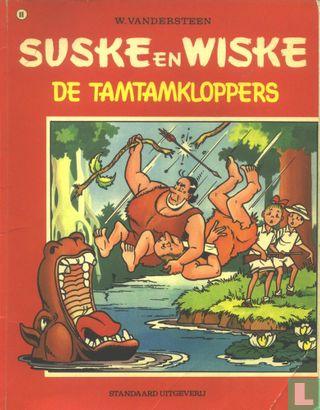 Willy and Wanda (Spike and Suzy, Bob & Bobette, Luke a...) - De tamtamkloppers