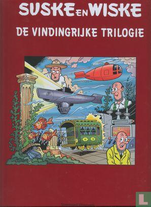 Suske en Wiske - De vindingrijke trilogie