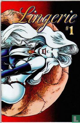 Lady Death - In Lingerie 1