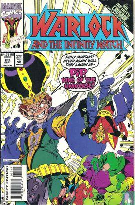 Adam Warlock - Pip, King of the Universe!