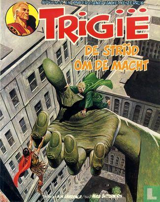 Empire de Trigan, L' - De strijd om de macht