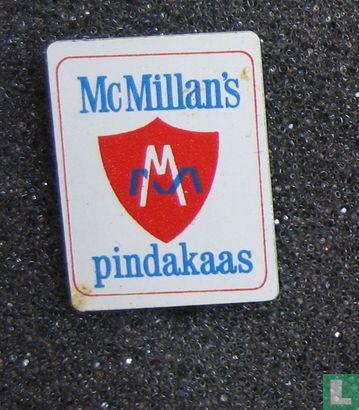 McMillan's - McMillan's pindakaas