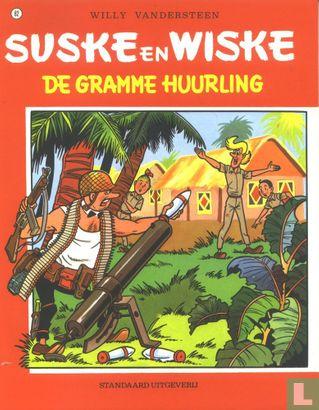 Suske en Wiske - De gramme huurling