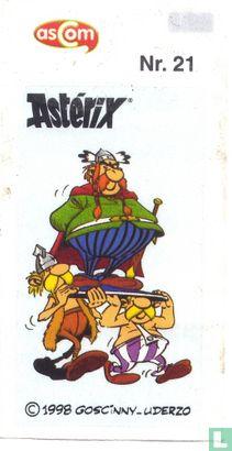 Ascom - Nr 21: Abraracourcix