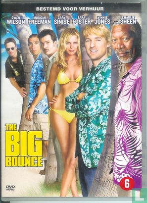 DVD - The Big Bounce