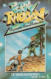 Perry Rhodan 601