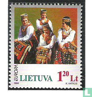 Litouwen - Europa – Feesten en nationale festivals