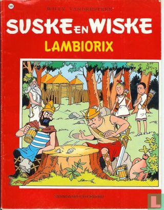 Willy and Wanda (Spike and Suzy, Bob & Bobette, Luke a...) - Lambiorix
