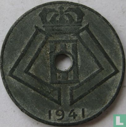 België - België 10 centimes 1941 (FRA-NLD)