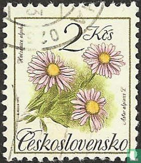Czechoslovakia - Flowers