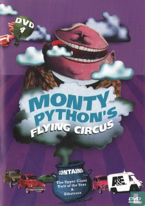 DVD - Monty Python's Flying Circus 4