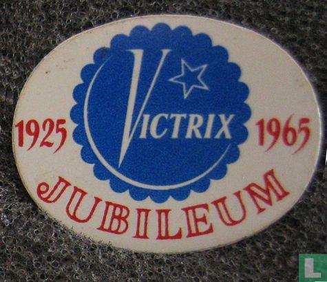 Puddingfabriek Victrix - Alkmaar - Victrix jubileum 1925-1965 [blauw]
