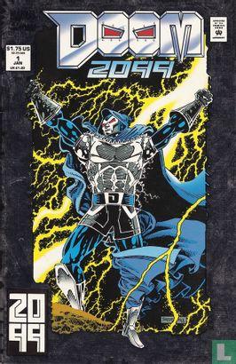Doom 2099 - Doom 2099 1