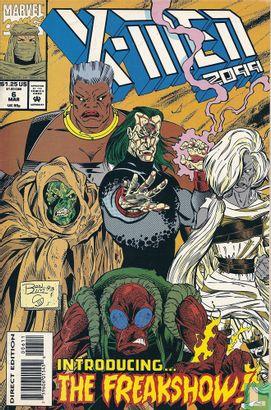 X-Men - X-Men 2099 6