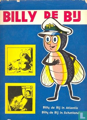 Billy de Bij in Atlantis + Billy de Bij in Schotland - Afbeelding 1