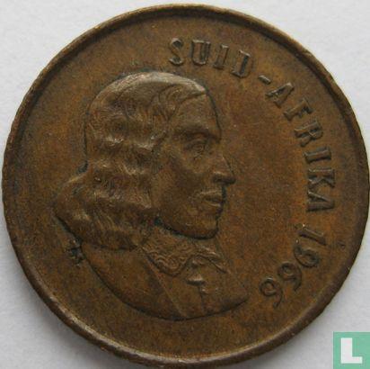 Zuid-Afrika (South Africa) - Zuid-Afrika 1 cent 1966 (SUID-AFRIKA)
