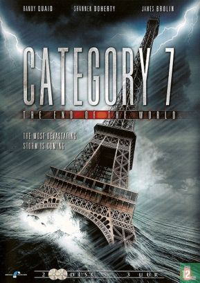 DVD - Category 7 - The End of the World