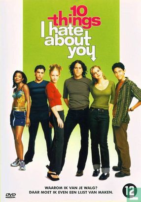 DVD - 10 Things I Hate About You