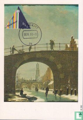 Netherlands [NLD] - December Stamps