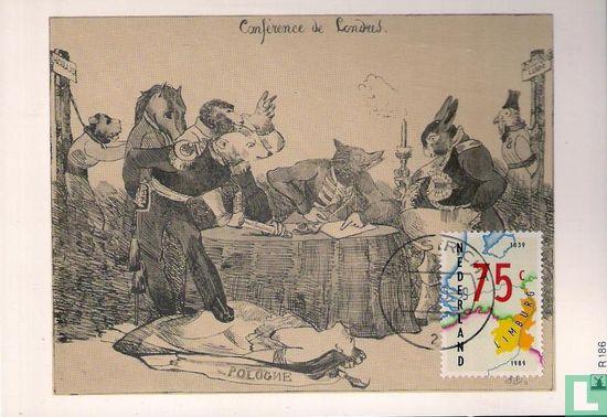 Netherlands [NLD] - Treaty of London 150 years