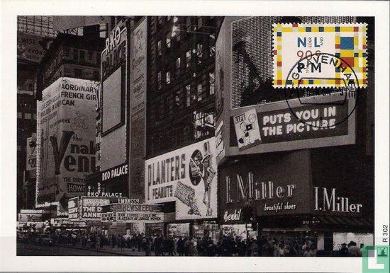 Netherlands [NLD] - Piet Mondrian 50th death anniversary