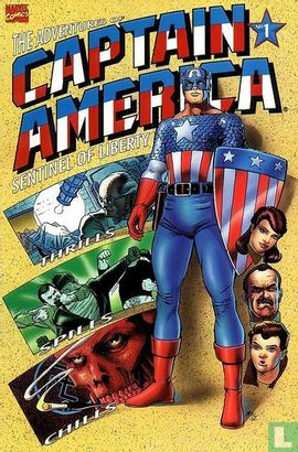Capitaine America - The Adventures of Captain America 1