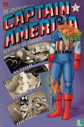 Capitaine America - The Adventures of Captain America 3
