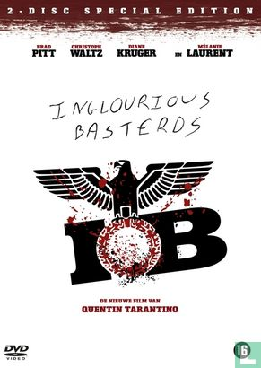 DVD - Inglourious Basterds