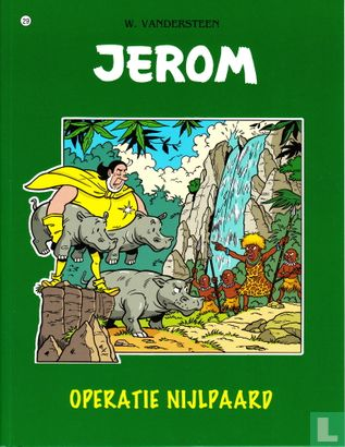 Jérôme - Operatie nijlpaard