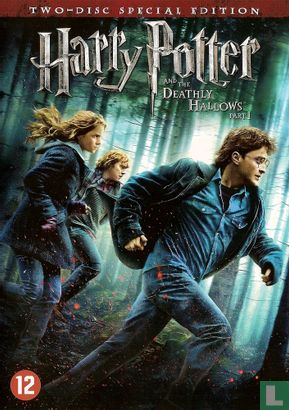 DVD - Harry Potter and the Deathly Hallows 1