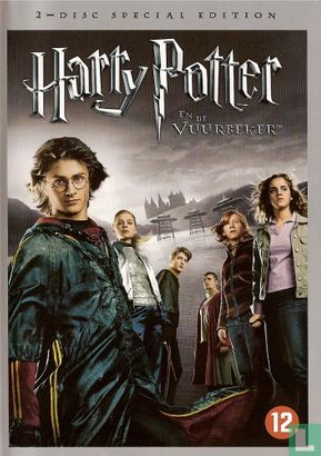 DVD - Harry Potter en de Vuurbeker